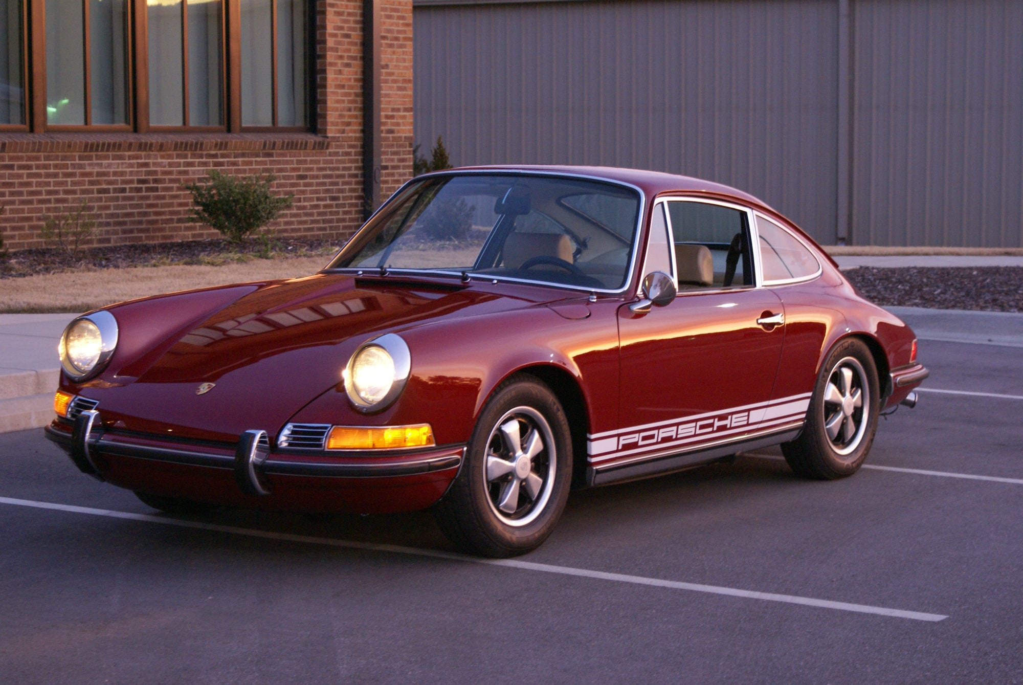 1969 Porsche 911T Serial #119100001