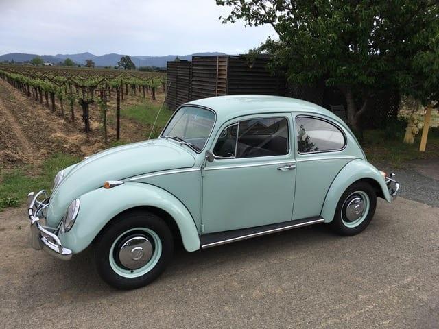 1966 Volkswagen Type 1