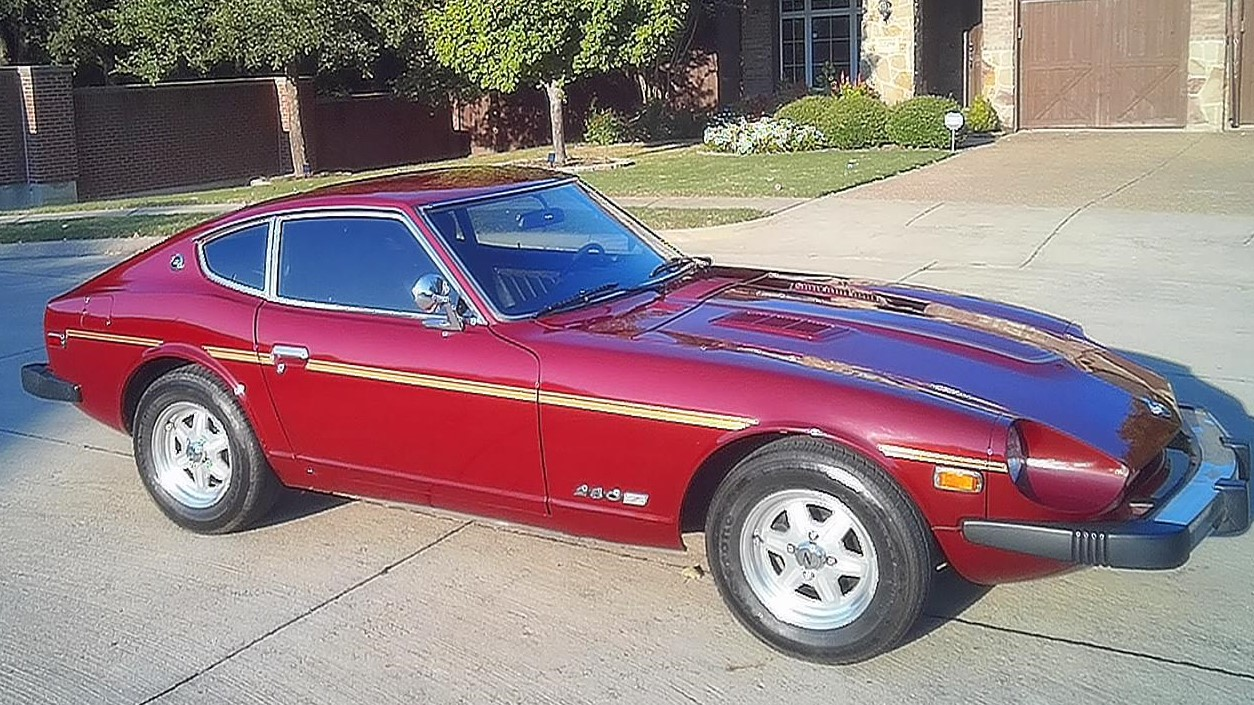 10 YEAR OWNED 1977 DATSUN 280Z