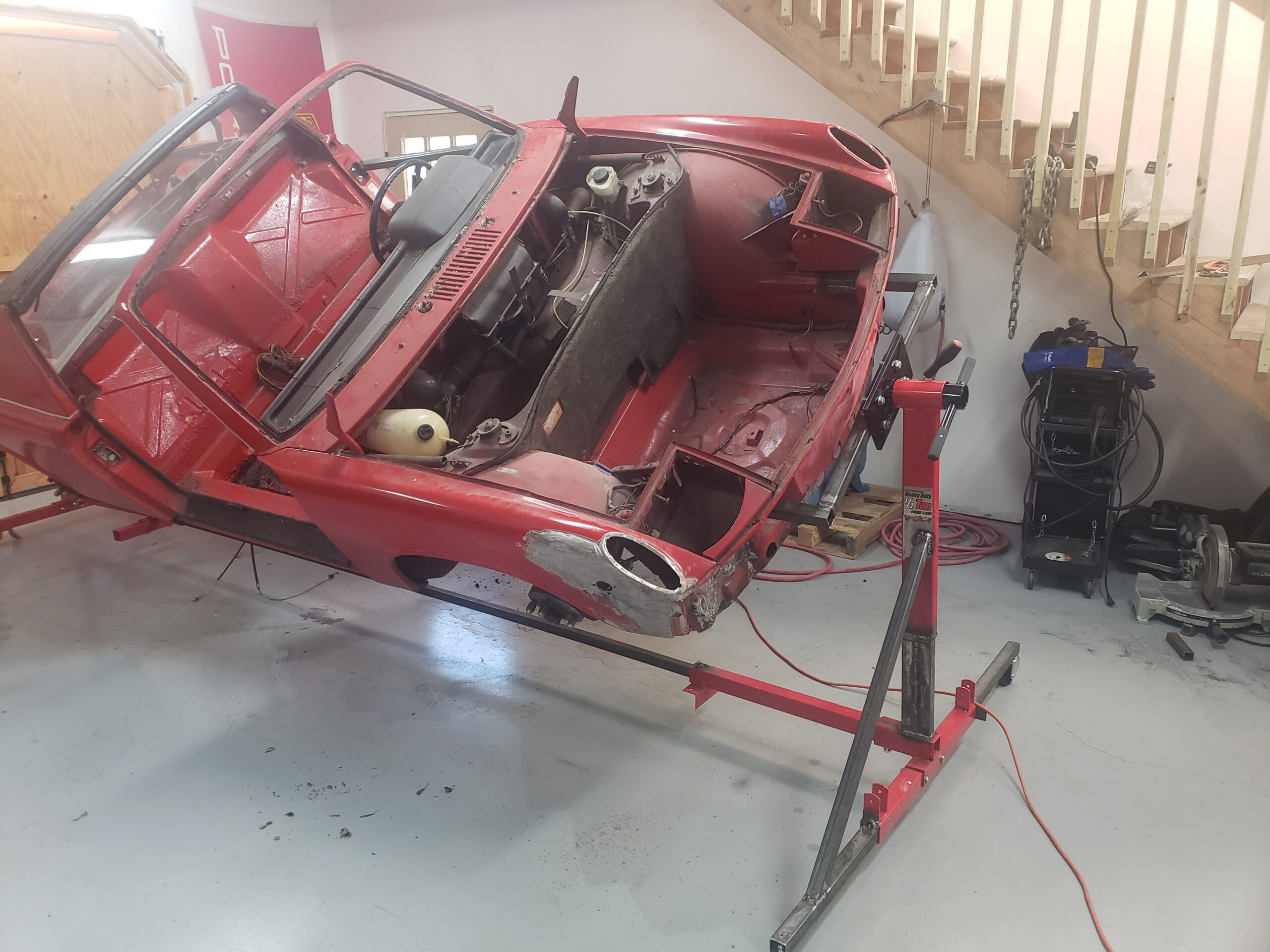 1975 Porsche 1.8 Liter Project